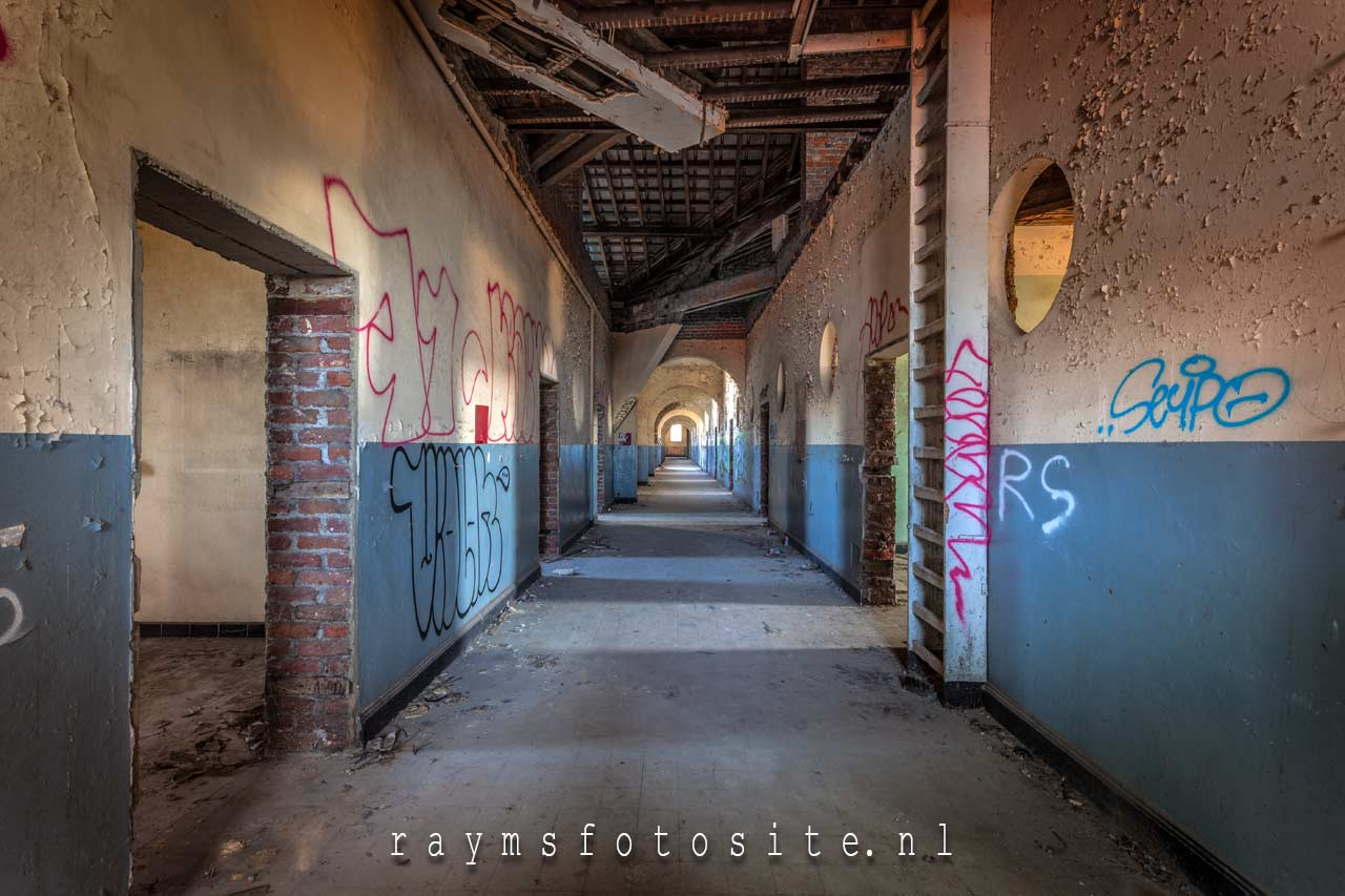 Urban Exploration, Prison H11.
