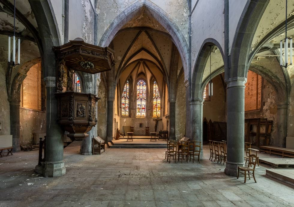 urbexlocaties nieuw 2019, Bone Church, Villa Ginette, Maison Ypres, Mold Cabin, mini beast, nieuwe urbexlocatie, België, verlaten, vervallen, abandoned, lost places, urban exploration, urban exploring, Belgium