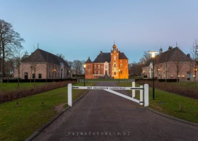Kasteel De Cannenburgh is een 16e-eeuws kasteel in Vaassen